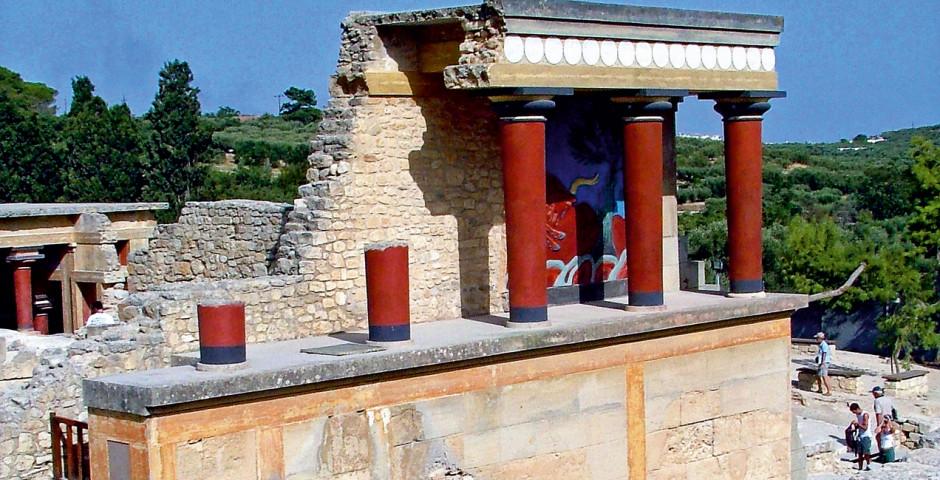 Ostkreta: Knossos - Fly & Drive Kreta Ost