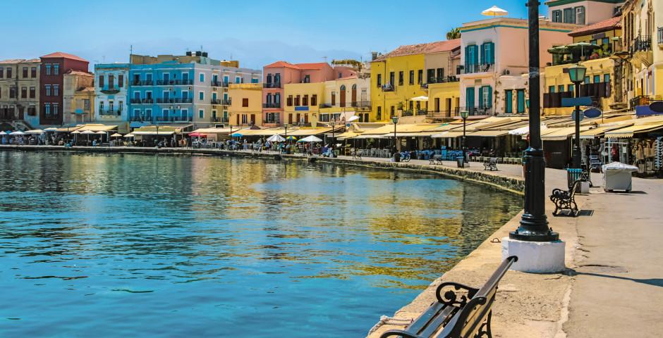 Westkreta: Chania - Fly & Drive Kreta Ost