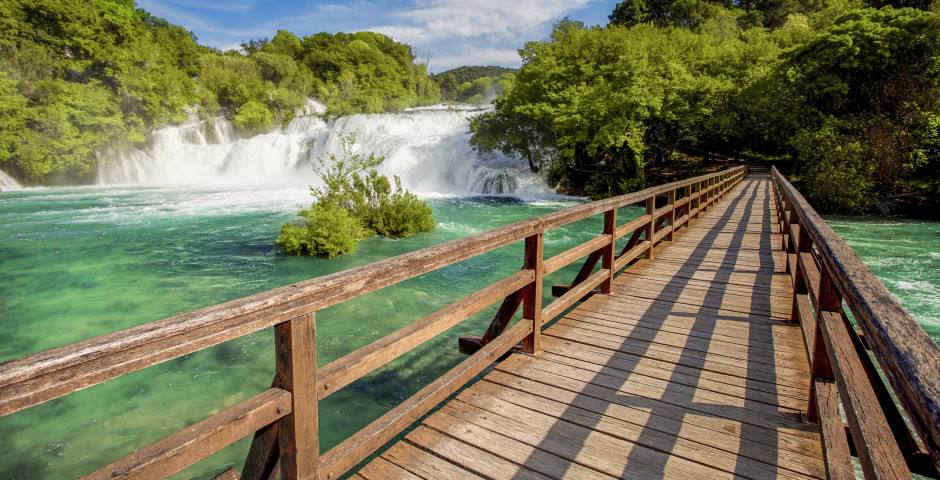 Krka-Nationalpark - Fly & Drive Kroatien