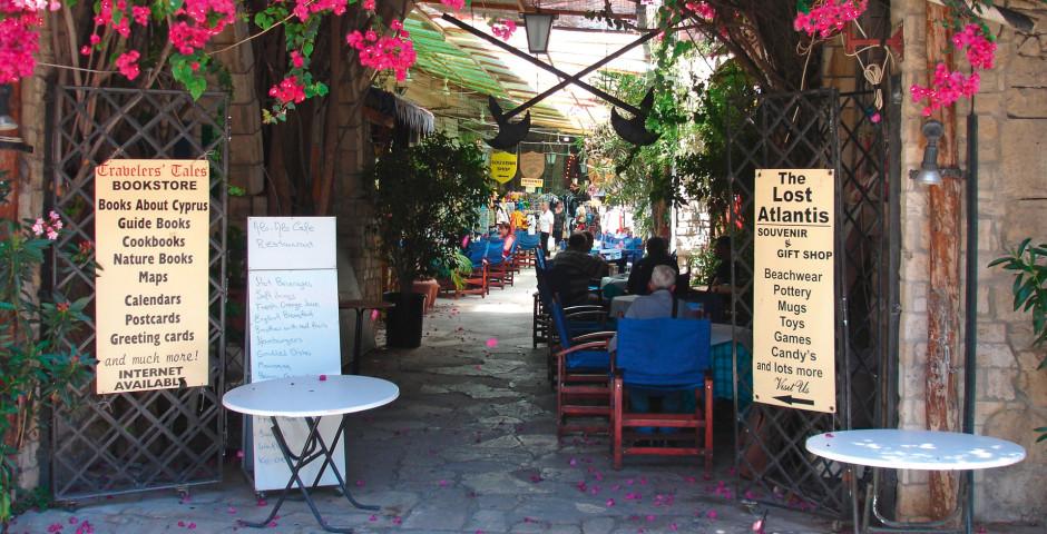 Limassol - Fly & Drive Zypern Ost