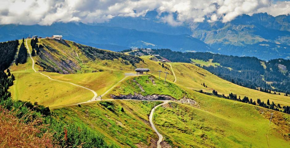 Alpes savoyardes en été - Alpes savoyardes