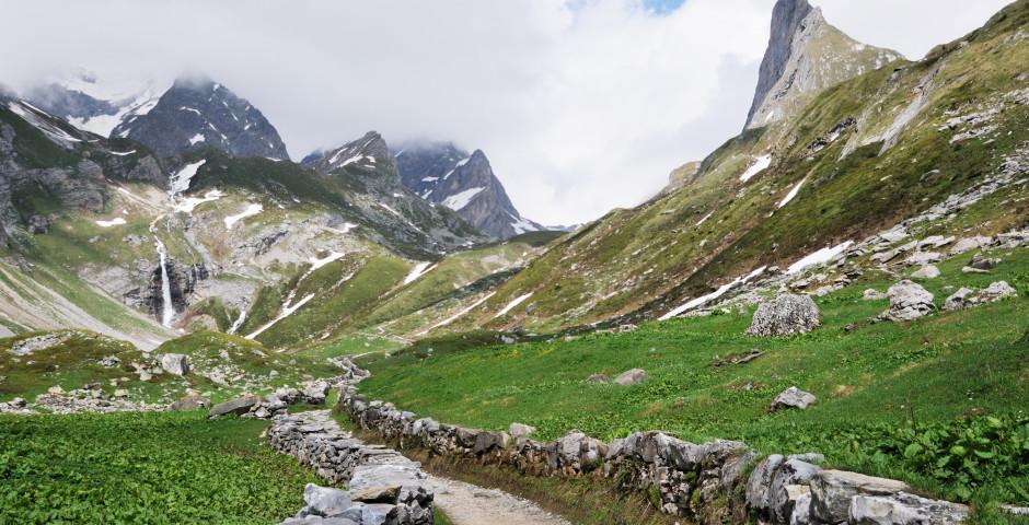 Wanderung zum Lac des Vaches - Les Menuires / Les 3 Vallées