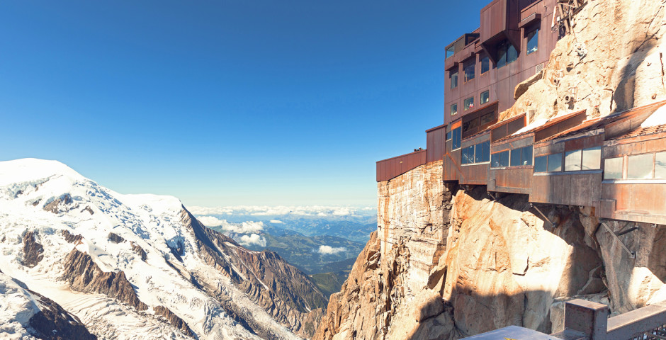 Aiguille du Midi - Chamonix Mont-Blanc