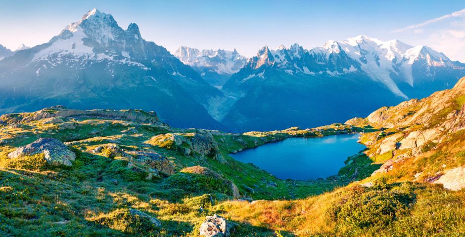 Lac Blanc - Chamonix Mont-Blanc