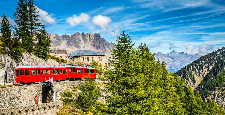 Bergbahn in Chamonix - Chamonix Mont-Blanc