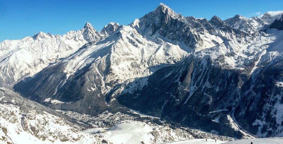 Skiferien in Chamonix