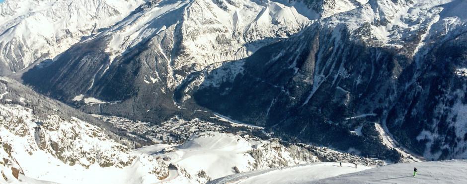 Vacances de neige à Chamonix