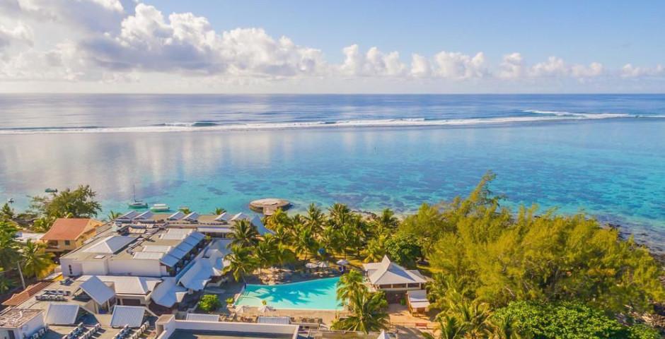 Le Peninsula Bay Beach Resort & Spa (ex: Blue Lagoon Beach Hôtel)