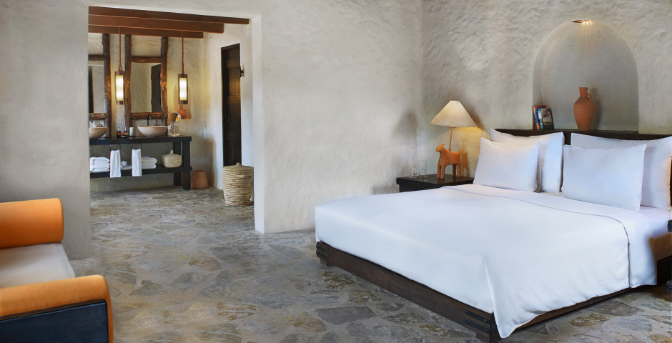 Chambre - Six Senses Zighy Bay