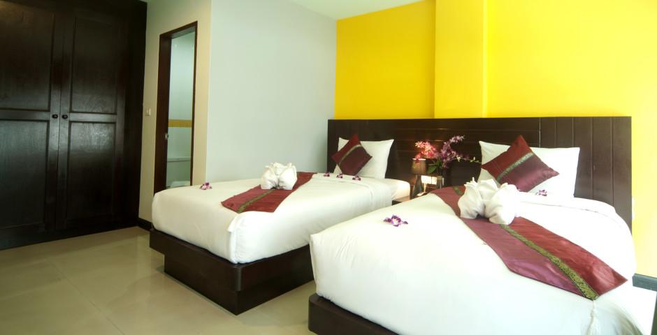 Pj Patong Resortel