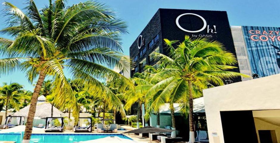 Oh! Oasis Urban Hotel