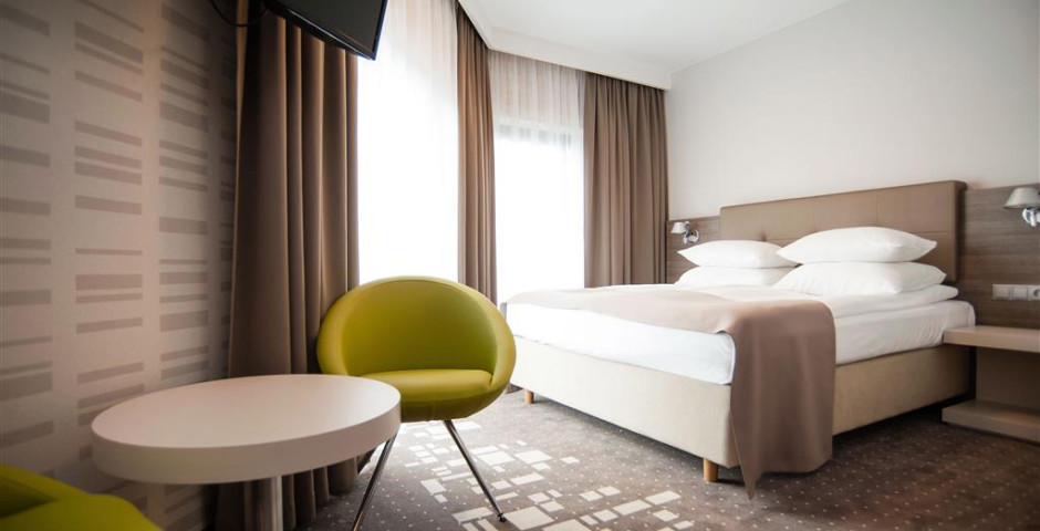 Q Hôtel Plus Wrocław