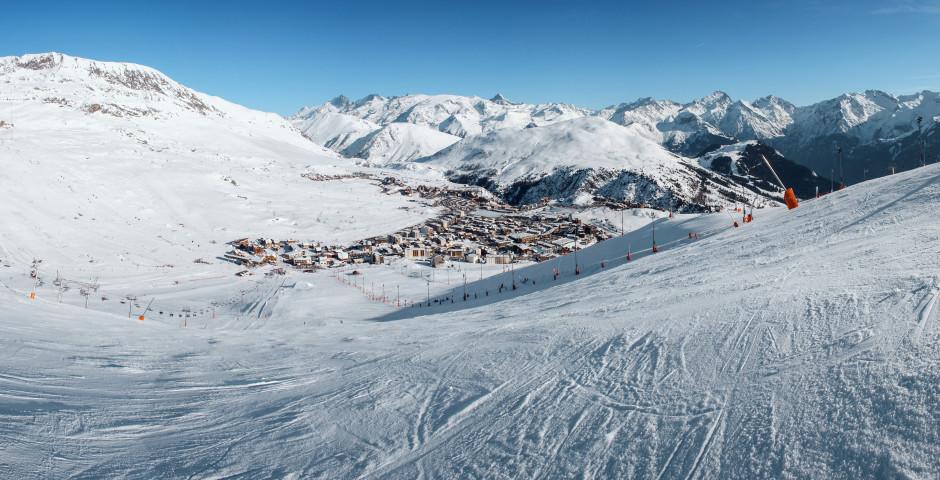 Skiferien in Alpe d'Huez - Alpe d'Huez / Dauphiné