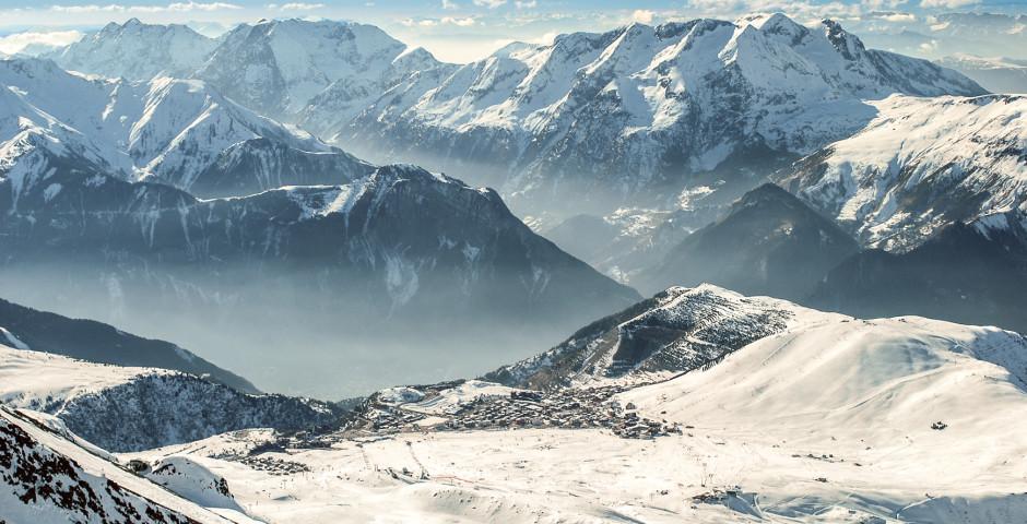 Skigebiet Alpe d'Huez - Alpe d'Huez / Dauphiné