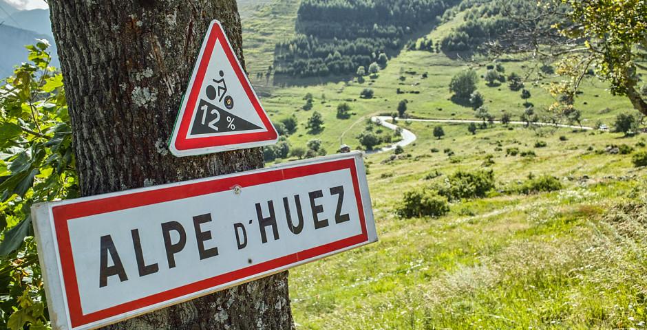 Alpe d'Huez im Sommer - Alpe d'Huez / Dauphiné