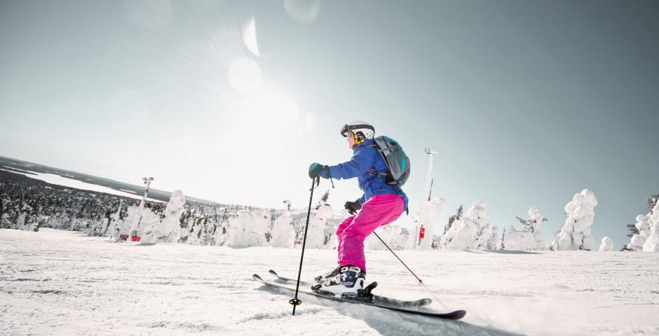 Skiwoche am Polarkreis