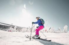 Bild 1 - Skiwoche am Polarkreis