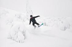 Bild 4 - Skiwoche am Polarkreis