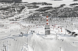 Semaine de ski près du cercle polaire