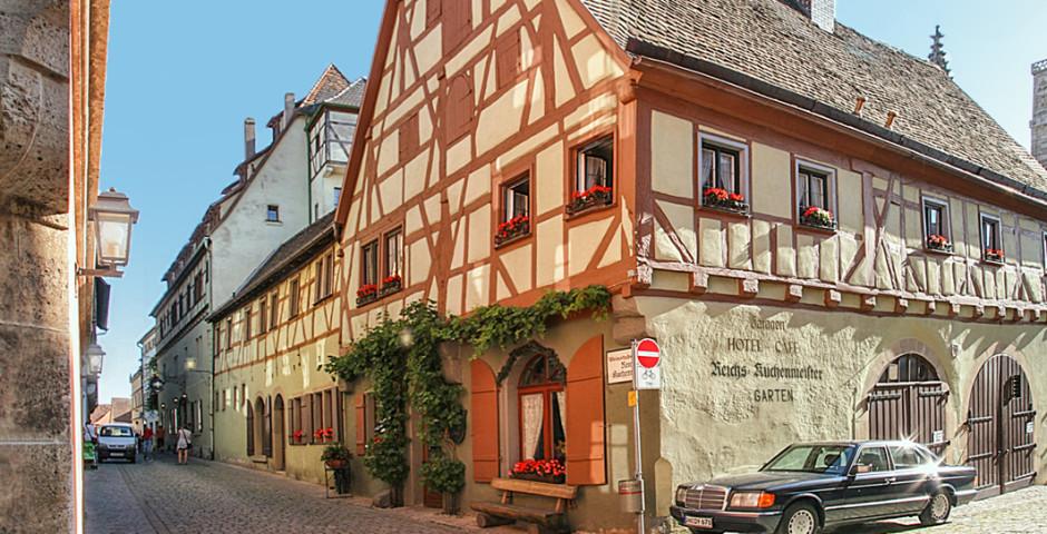Hôtel Reichsküchenmeister