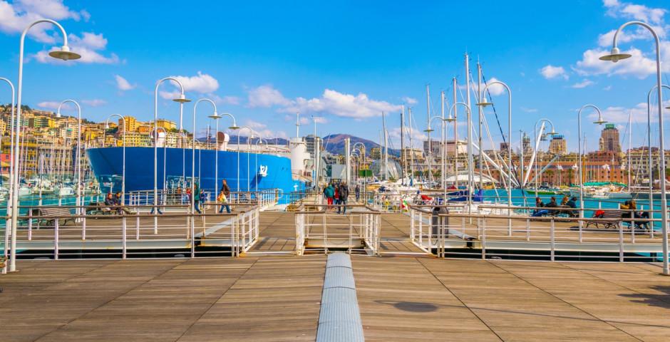 Hafen - Genua