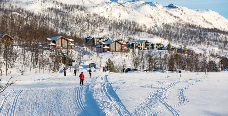 Winterwoche Målselv Mountain Village