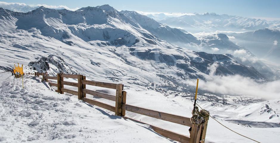 Faire du ski à Valmorel