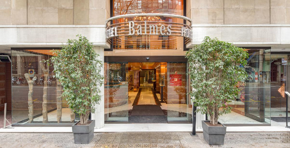 Hôtel Balmes