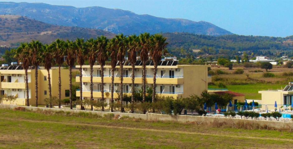 Oasis Apartments,Kos