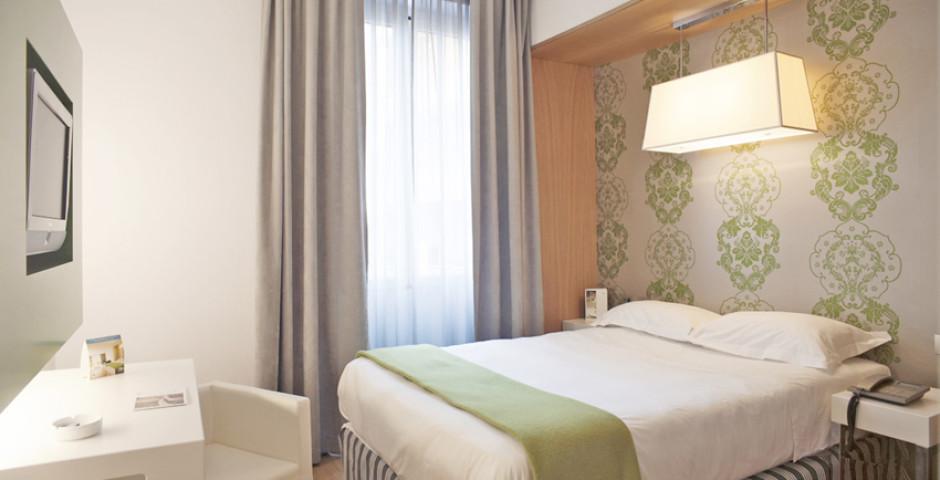 Einzelzimmer Superior - NH Genova Centro