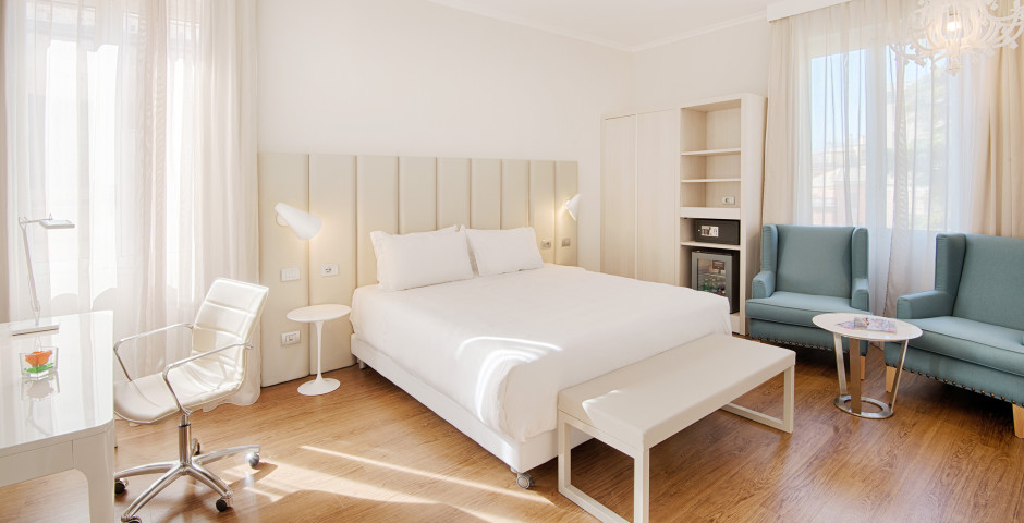 Doppelzimmer Deluxe - NH Genova Centro
