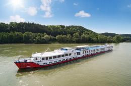 Donau - Inmitten kultureller Schätze