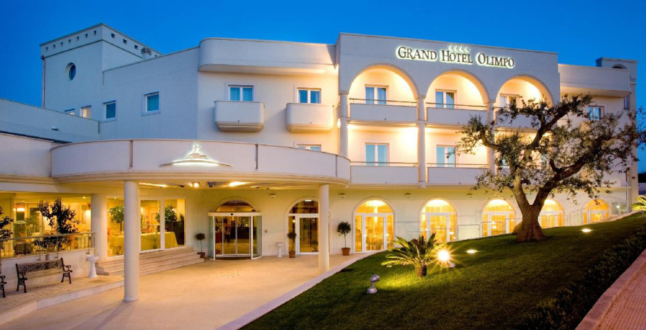 Grand Hôtel Olimpo