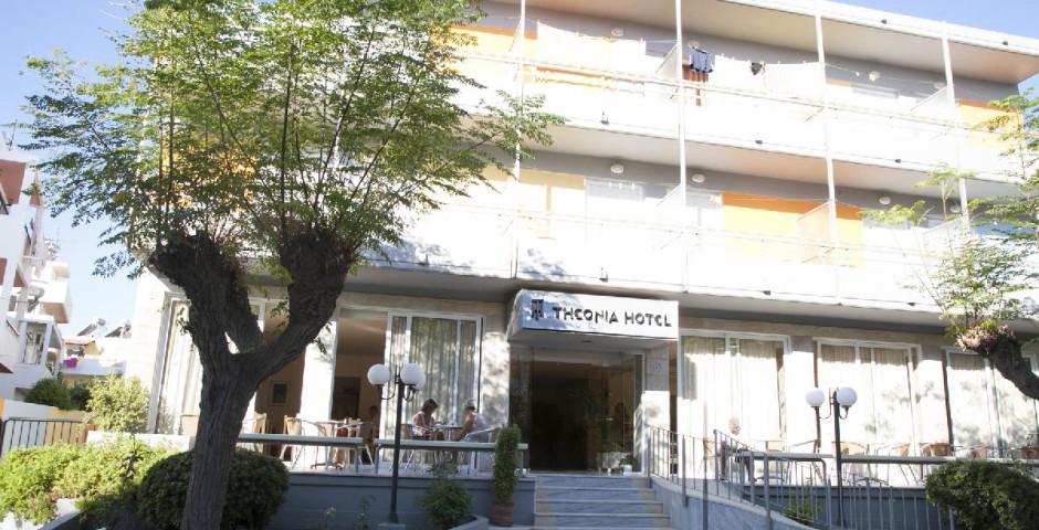 Theonia Hôtel