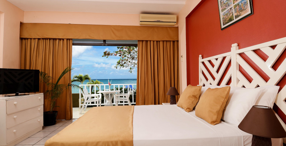 Kaz Kreol Beach Lodge