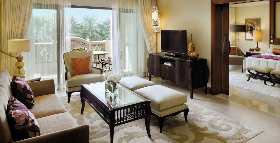 Superior Executive Suite - The Palace at One&Only Royal Mirage