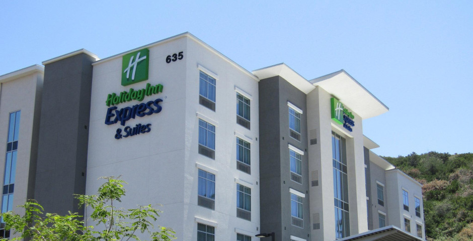 Holiday Inn Express San Diego Hotel Circle