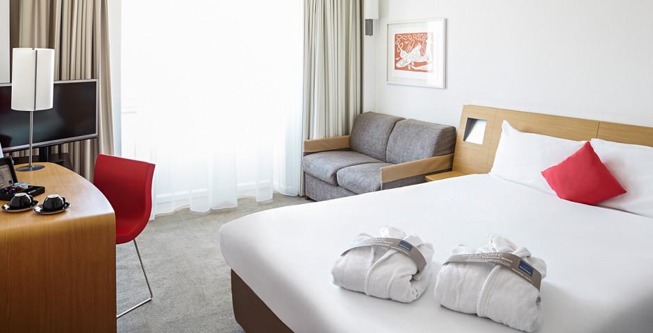 Doppelzimmer Executive - Novotel Monte-Carlo