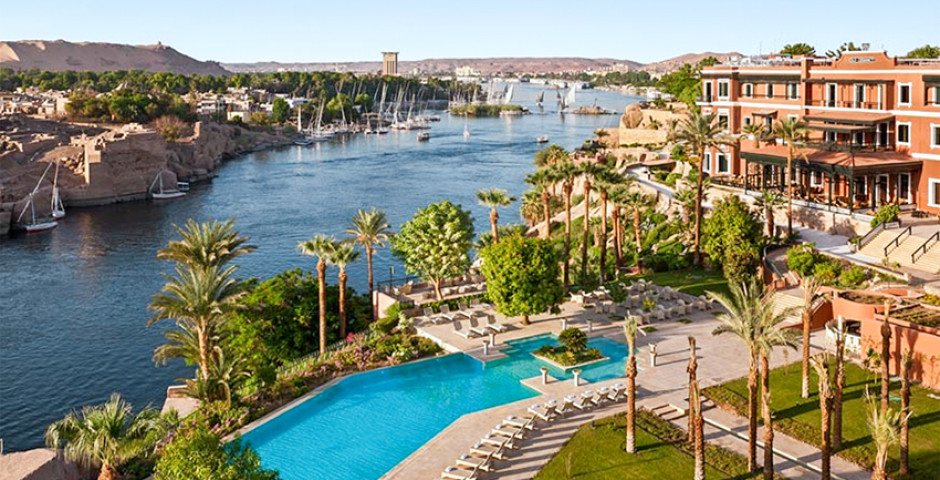 Sofitel Legend Old Cataract, Aswan