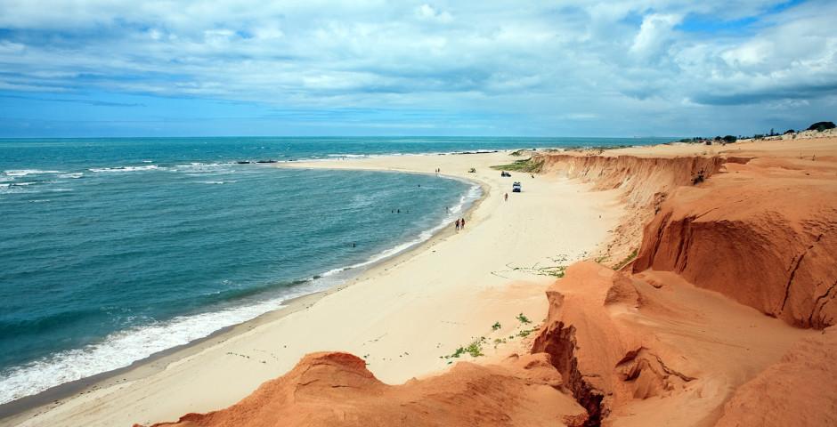 Küstenabschnitt - Fortaleza & Umgebung