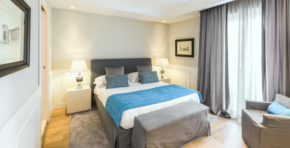 Doppelzimmer Deluxe - Hotel Lungomare