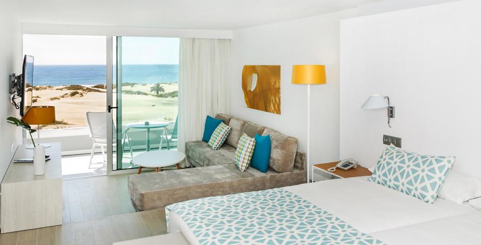 Suite Junior vue dunes ou mer