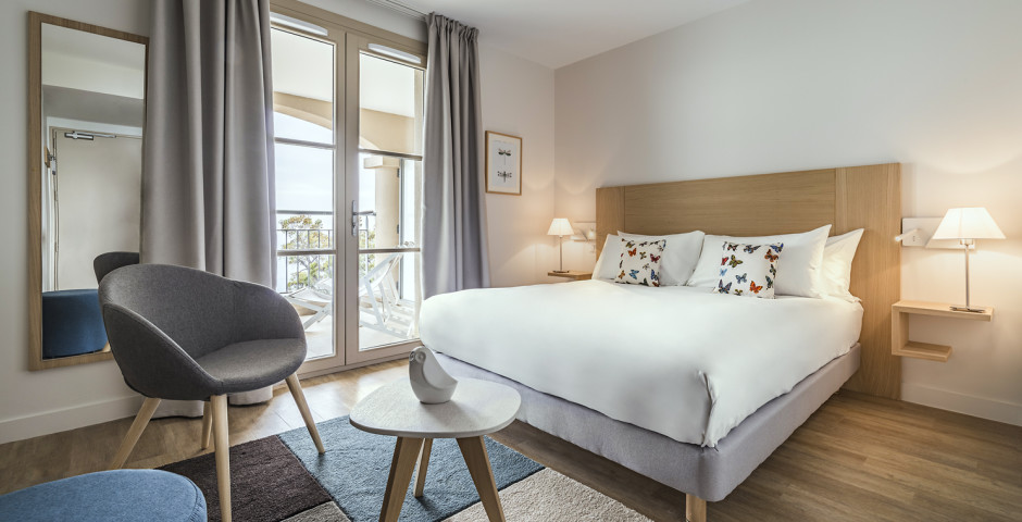 Doppelzimmer Superior - Hotel La Villa Douce