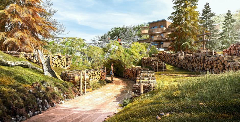 Villages Nature Paris