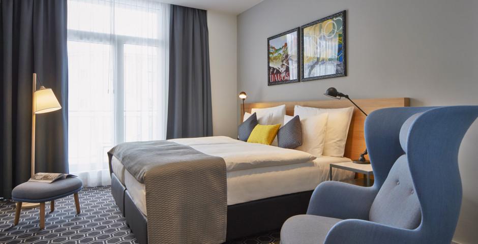 Doppelzimmer Superior - Hard Rock Hotel Davos - Skipauschale