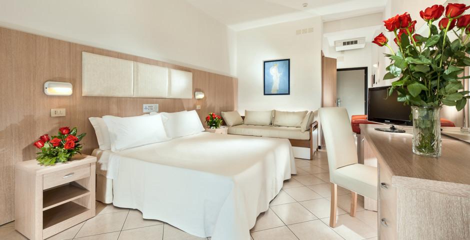 Doppelzimmer - Hotel Cormoran