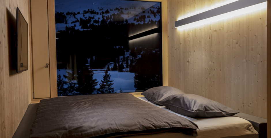 Smart Cabin - Revier Mountain Lodge Lenzerheide - Skipauschale