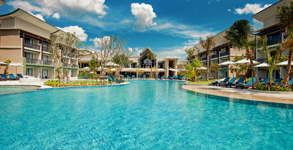 Bangsak Merlin Resort