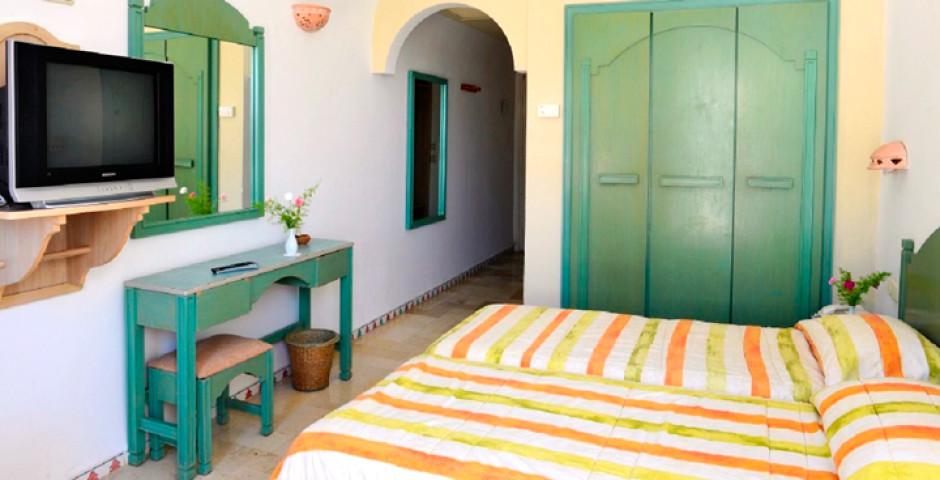 Chambre double - Hôtel Meninx Djerba