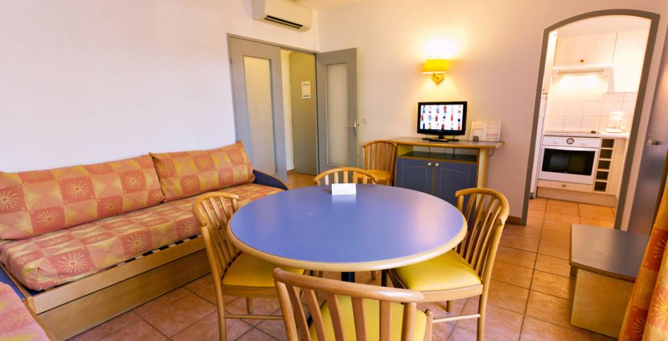 Appartement - Soleil Vacances Résidence Club Les chênes Verts